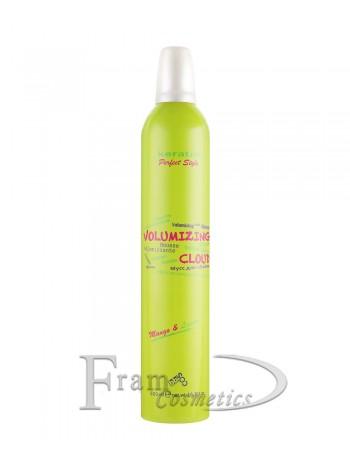 Мусс для объема волос bbcos Keratin Perfect Style