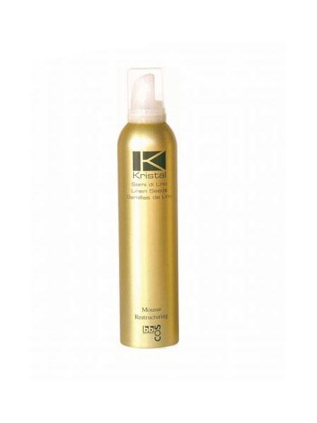 Восстанавливающий мусс для волос Bbcos 300мл