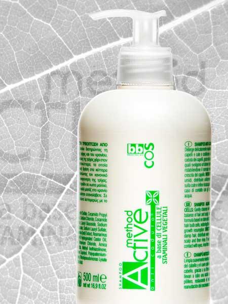 Шампунь от выпадения волос на стволовых клетках BBcos 500ml