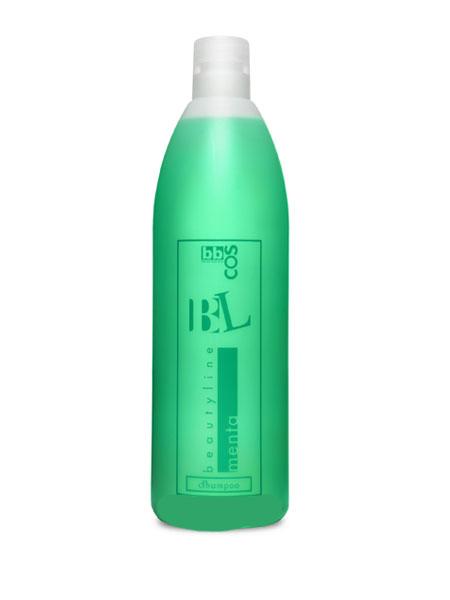 Шампунь для волос с экстрактом мяты BBcos