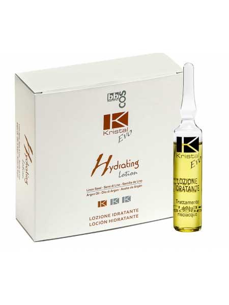 Лосьон увлажняющий для волос BBcos Kristal Evo