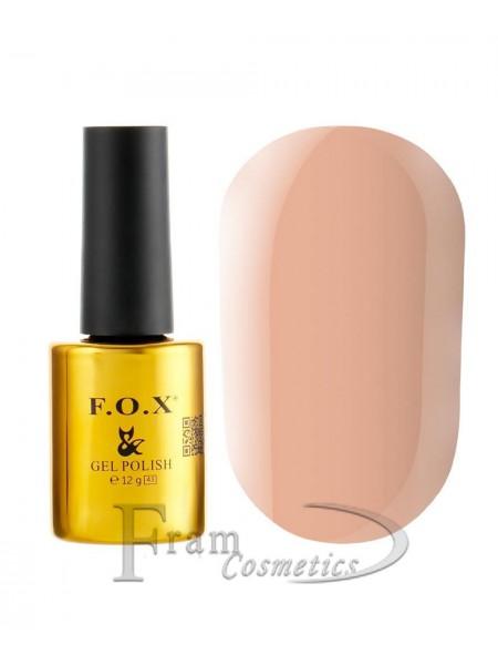 Базовое покрытие для ногтей F.O.X Cover Base 008 телесный