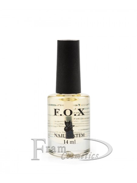 Масло для ухода за кутикулой F.O.X Cuticle oil