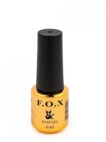 FOX основа под лак 6ml