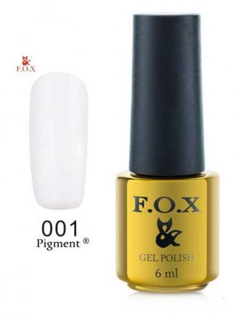 Гель лак FOX Gold Pigment