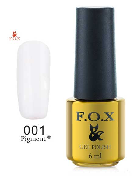 001 FOX gold Pigment 6ml