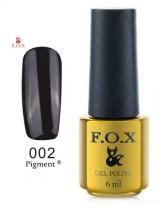 002 FOX gold Pigment 6ml