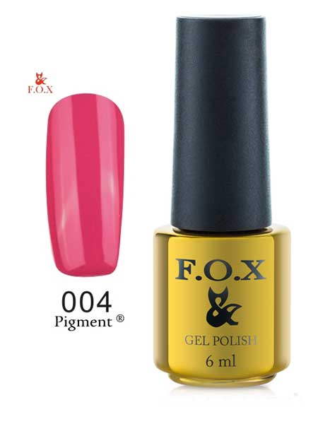004 FOX gold Pigment 6ml
