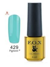 429 FOX gold Pigment 6ml
