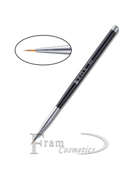 "Кисть Art Brush F.O.X 01 ""для росписи"""
