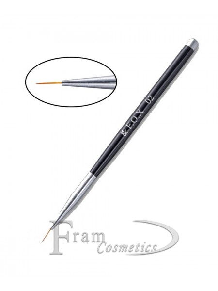"Кисть Art Brush F.O.X 02 ""для росписи"""