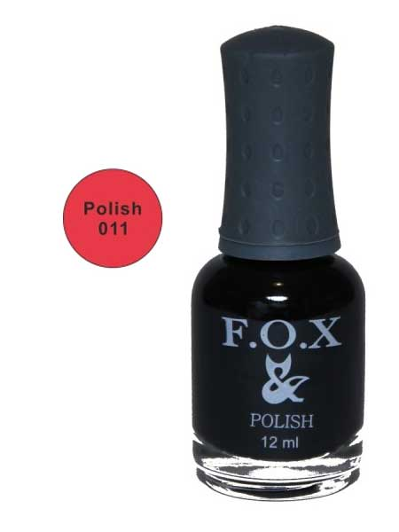 011 Polish FOX лак для ногтей