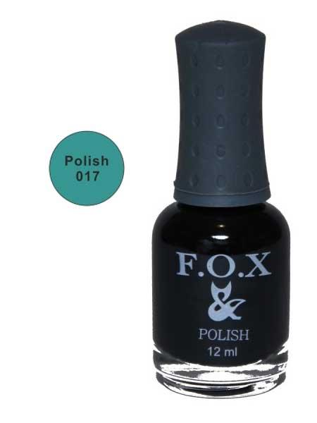 017 Polish FOX лак для ногтей