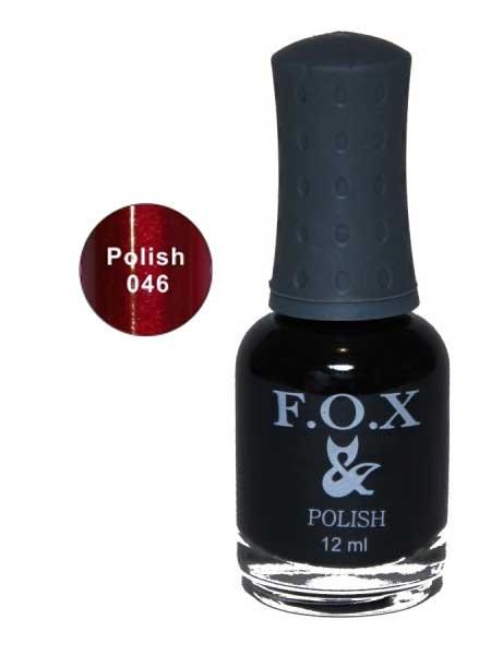 046 Polish FOX лак для ногтей