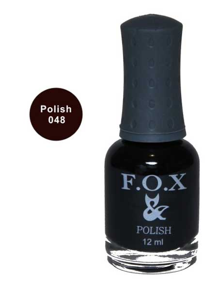 048 Polish FOX лак для ногтей