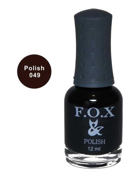 049 Лак для ногтей FOX 12ml