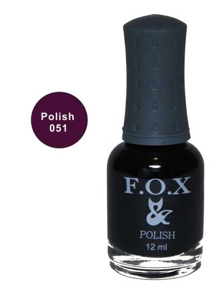 051 Лак для ногтей FOX 12ml