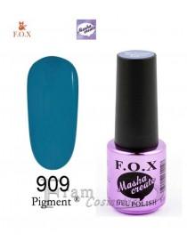 Гель лак FOX Masha Create 909