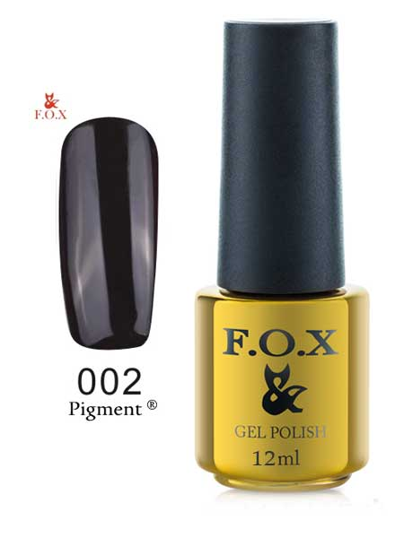 002 FOX gold Pigment 12ml