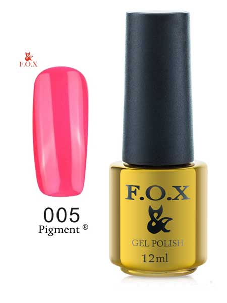 005 FOX gold Pigment 12ml