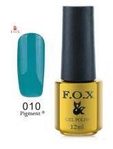 010 FOX gold Pigment 12ml