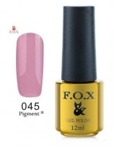 045 FOX гель лак 12ml