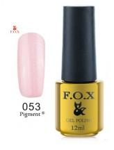 053 FOX gold Pigment 12ml