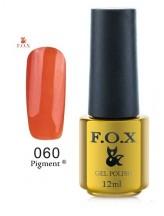 060 FOX gold Pigment 12ml