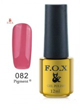 082 FOX gold Pigment 12ml