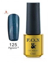 125 FOX gold Pigment 12ml