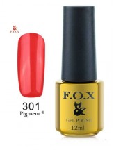 301 FOX gold Pigment 12ml
