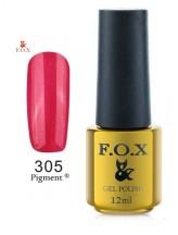 305 FOX gold Pigment 12ml