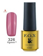 326 FOX gold Pigment 12ml