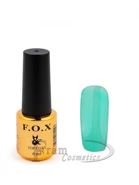 Топовое покрытие для ногтей F.O.X Top Neon