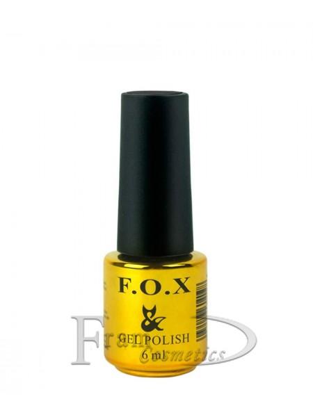 Топовое покрытие для ногтей F.O.X Top No wipe