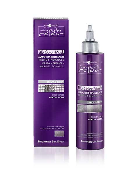 Питательная маска-краска (серый) Hair Company 200ml