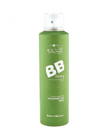 Средство для блеска волос BB - Hair Company 200ml