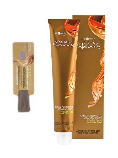 Крем краска Hair Company Inimitable Blonde 12.12 пепельно-фиолетовый