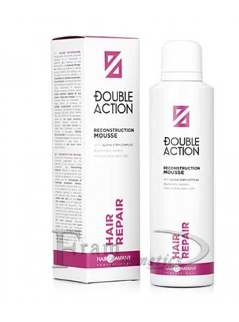 Мусс восстанавливающий Hair Company Double Action