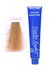 Крем-краска Hair Company Hair Light 10/03 платиновый блондин