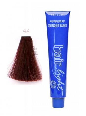 Крем-краска Hair Company Hair Light 4/4 каштановый медный