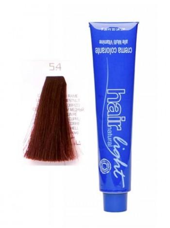 Крем-краска Hair Company Hair Light 5/4 светло-каштановый медный