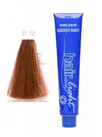 Крем-краска Hair Company Hair Light 8/32 светло-русый бежевый