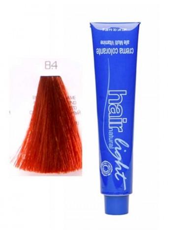 Крем-краска Hair Company Hair Light 8/4 светло-русый медный