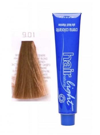 Крем-краска Hair Company Hair Light 9/01 экстра светло-русый натуральный сандрэ