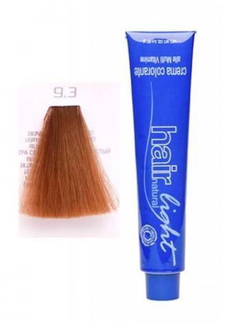 Крем-краска Hair Company Hair Light 9/3 экстра светло-русый золотистый