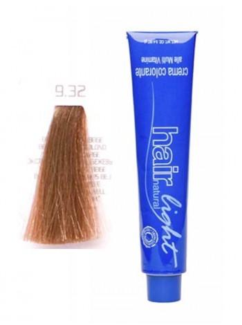 Крем-краска Hair Company Hair Light 9/32 экстра светло-русый бежевый
