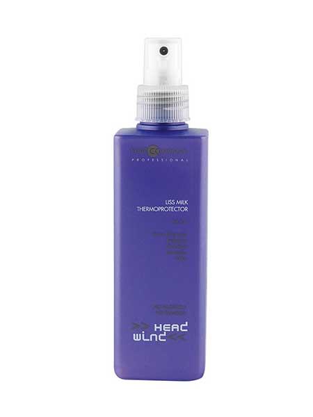 Разглаживающее молочко термо защитное Hair Company 250ml