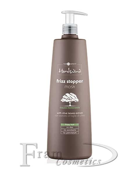 Разглаживающая маска Hair Company Head Wind 1000ml