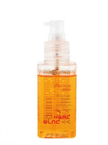 Спрей-флюид экстра блеск Hair Company Head Wind
